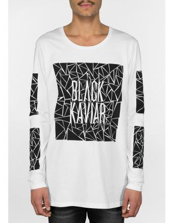 Meanswear: Longsleeve von Black Kaviar