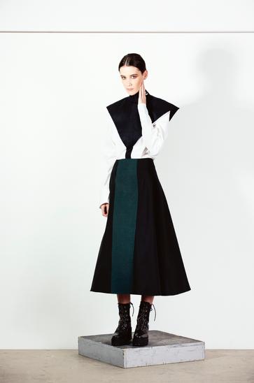 Fashion News: Brit Wacher, für Sie - H/W 14 - World Mastercard Fashion Week Toronto, Oktober 2014