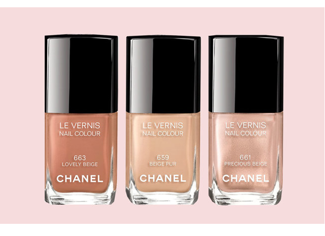 "HOT or NOT |Chanel ""Les Beiges"" Nagellacke aus  der Sommerkollektion"