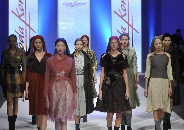 Fashion News 2015: Belgrade Fashion Week, April 2015 - Doda Komad, for women - S/S 15