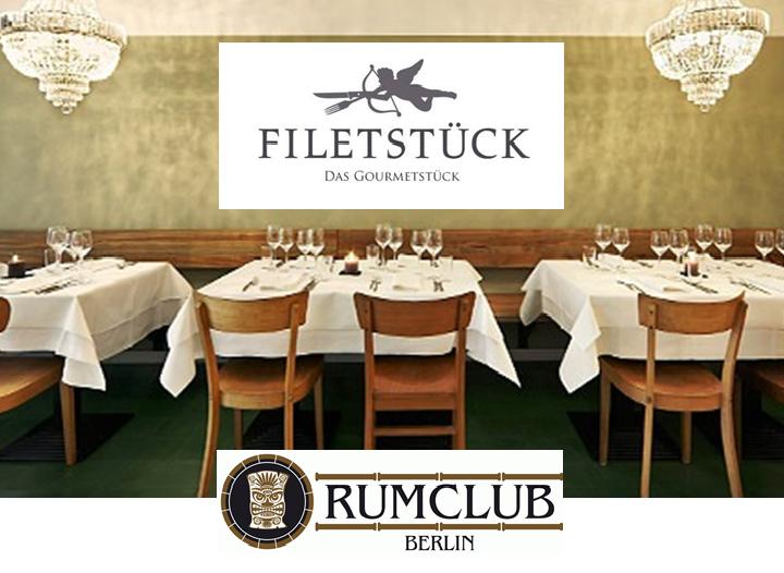 Finest Dinest: Food Pairing auf höchstem Niveau: Beef & Rum