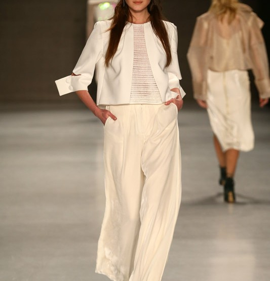 Fashion News: Gamze Saraçoglu, für Sie - H/W 14 - Mercedes-Benz Fashion Week Istanbul, Oktober 2014