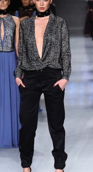Fashion News: Janucha by Jale Hürdogan, für Sie - H/W 14 - Mercedes-Benz Fashion Week Istanbul, Oktober 2014