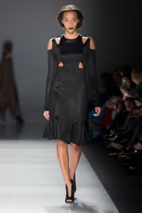 Fashion News: Matthew Gallagher, für Sie - H/W 14 - World Mastercard Fashion Week Toronto, Oktober 2014