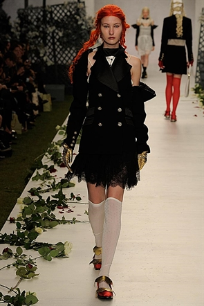 Fashion News: Meadham Kirchhoff, für Sie - H/W 14 - Fashion Week London, September 2014