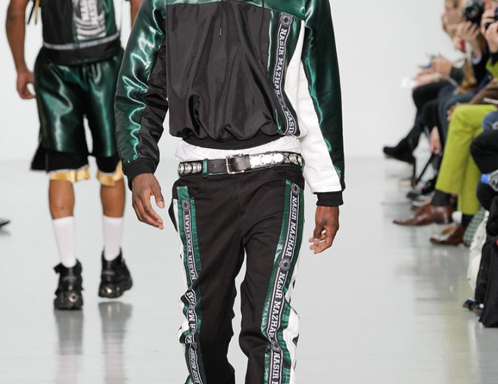Fashion News: Nasir Mazhar, für Sie & Ihn, H/W 14 - Fashion Week London, September 2014
