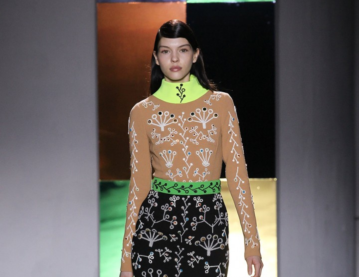 Fashion News 2015: Belgrade Fashion Week, April 2015 – Peter Pilotto, für Sie - H/W 15