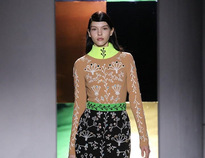Fashion News 2015: Belgrade Fashion Week, April 2015 – Peter Pilotto, für Sie - H/W 15
