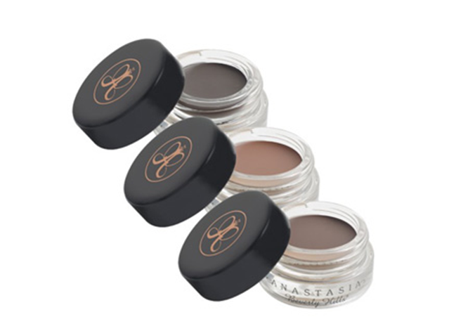 HOT or NOT | Anastasia Beverly Hills Dipbrow Pomade – A color guide
