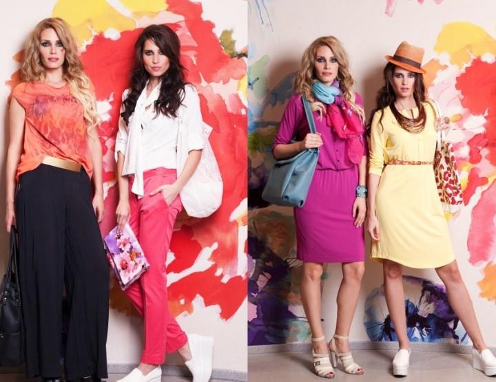 Fashion News 2015: Belgrade Fashion Week, April 2015 – PS-Fashion, for Women – S/S 15