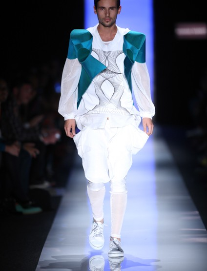 Fashion News: Roman Handt, für Ihn - H/W 14 - South African Fashion Week Johannesburg, Oktober 2014