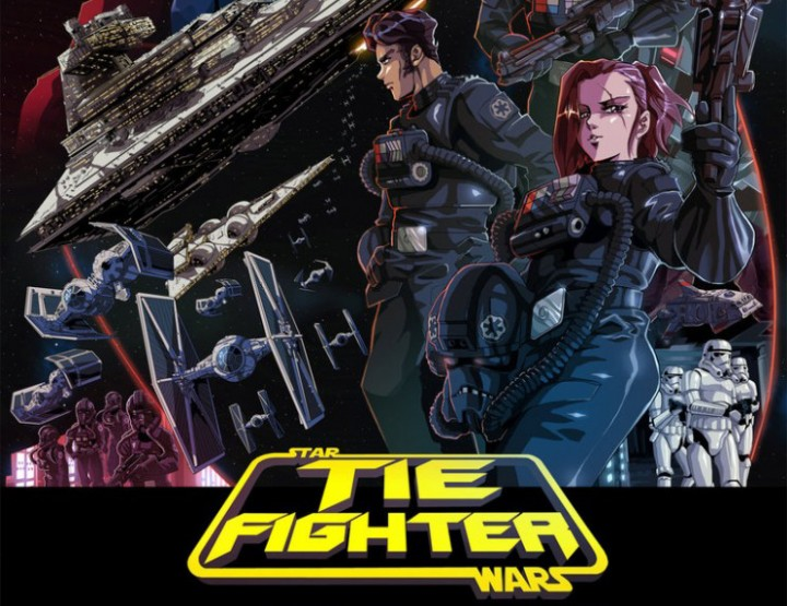 Die coolsten Kurzfilme: TIE Fighter…ein 80er Star Wars Anime