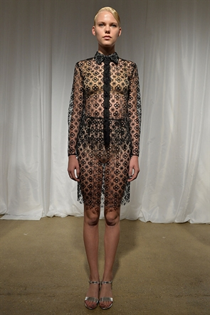 Fashion News: Huishan Zhang, für Sie - HW 14 - Fashion Week London, September 2014