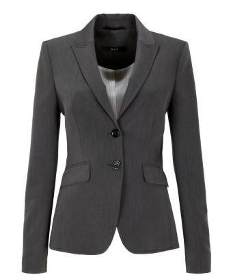 Classy: Blazer in Grau by Oui