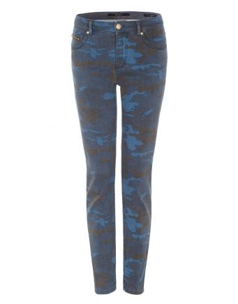 Camouflage Jeggings by Oui