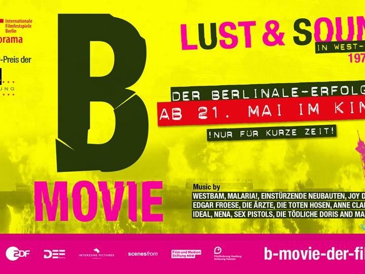 Filmi näpunäide: B-filmi Lust & Sound Lääne-Berliinis