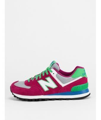 Sneaker-Trend: New Balance WL 574 CPV Pinkgreen
