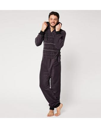 Menswear: Overall Pyjama by Angelo Litrico