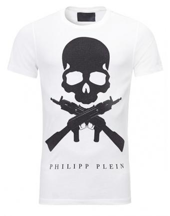 Menswear: Skull Shirt by Philipp Plein