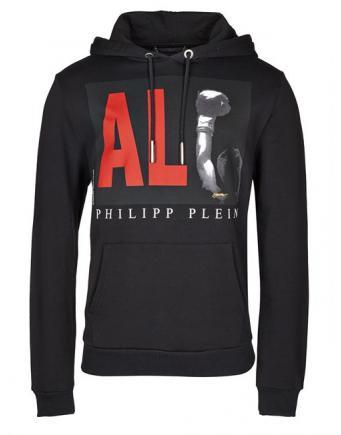 Menswear: Kapuzenpullover -Muhammad Ali by Philipp Plein