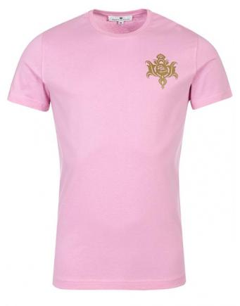 Menswear: Balmain Shirt in Rosa-Gold