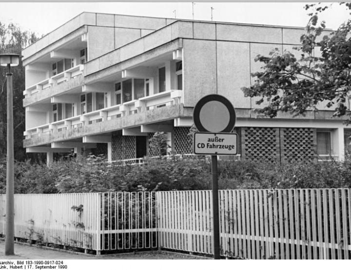 Urban Exploring: Die ehemalige irakische Botschaft, Berlin
