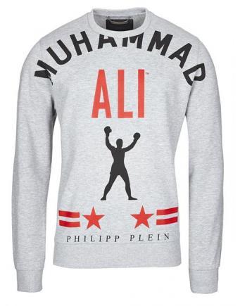 Menswear: Muhammad Ali Pullover by Philipp Plein