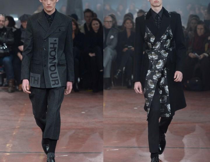 Alexander McQueen, für Ihn, H/W 15 - Fashion News 2015