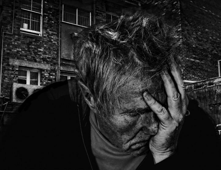 Depersonalisation - Wie fühlt es sich an, ein Windmensch zu sein?