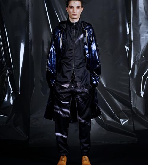 Julian Zigerli, für Sie & Ihn, H/W 15/16 – Fashion News 2015