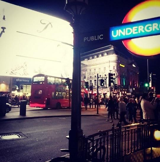 London Easy Going: Tapping ùn hè micca divertente cum'è sona!