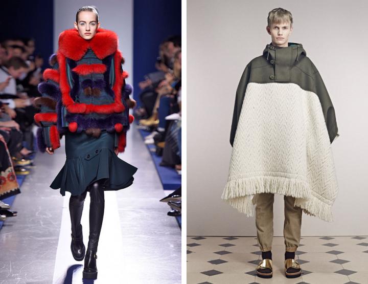 Sacai, für Sie & Ihn, H/W 15/16 – Fashion News 2015