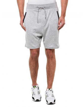 Menswear: Jogging Shorts Grau by Hugo Boss