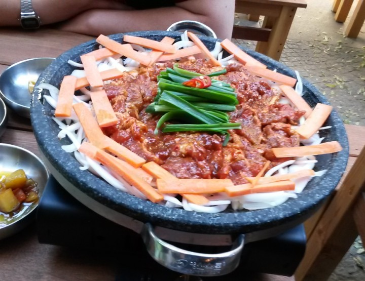 Let's Try - The Gogogi Restaurant