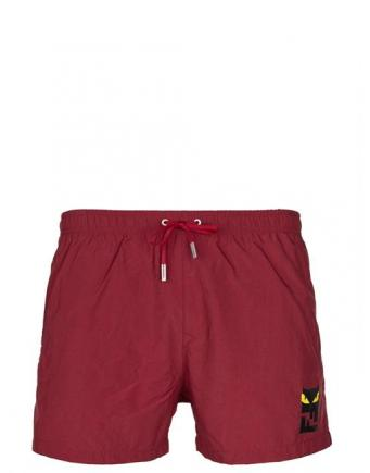 Beachwear: Badehose by Fendi
