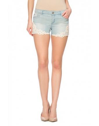 Denim meet's Spitze Women Shorts by Orsay