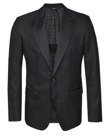 Menswear: Sakko in schwarz by Dolce&Gabbana