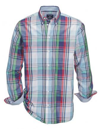 Menswear: pastellfarbenes Hemd by Babista