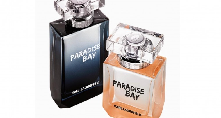 A summery duo by Karl Lagerfeld