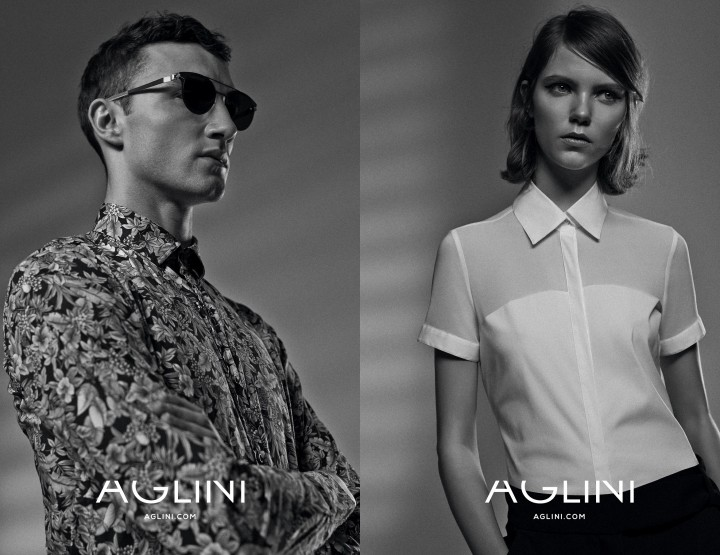 Aglini, for him & her, SS15 – Fashion News 2015