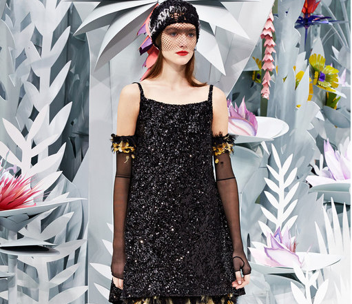 Chanel's Summer Couture: An Elegant Fairytale