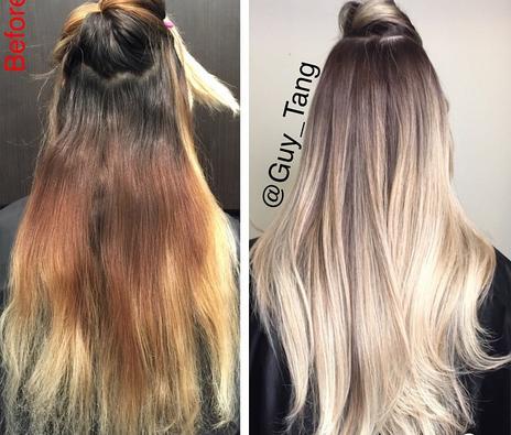 Olaplex repariert nachweislich die Haare!