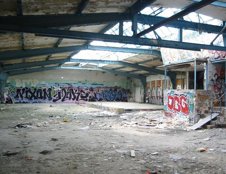 RAW Gelände - Mehr als raue Architektur