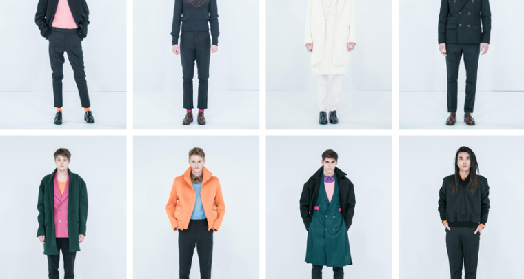 Ivanman – defy winter with a splash of colour!
