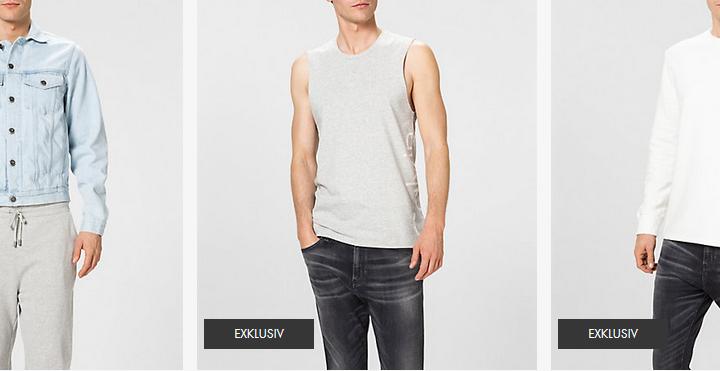 Calvin Klein, tema jaoks, Denim Series - Moeuudised 2015