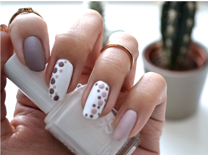 Manicure Monday |NAIL TUTORIAL #Neutral every day colors