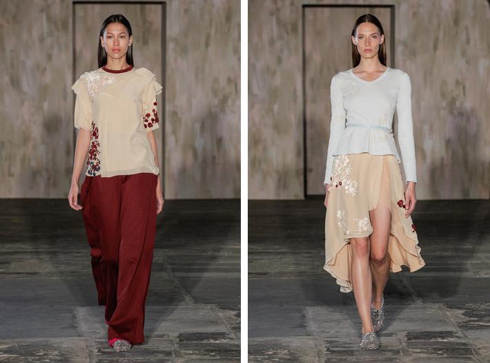 Palmer/Harding Womenswear – Sommerkollektion 2015