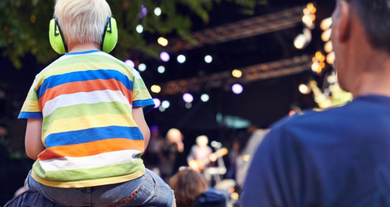 Visiting festivals with children? Here's what you need to keep in mind.