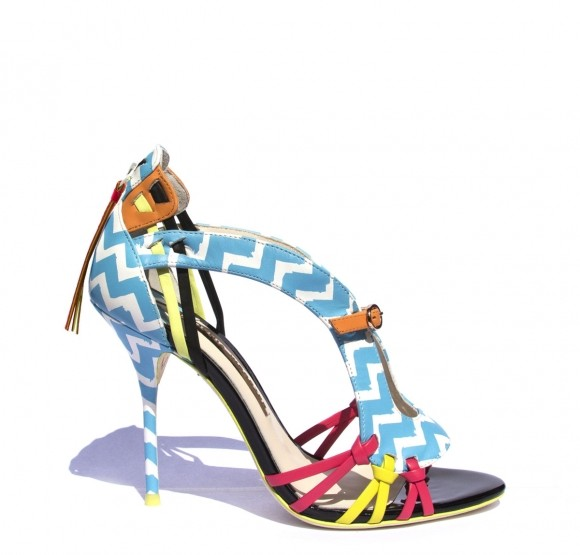 Sophia Webster Shoes: High Summer '15