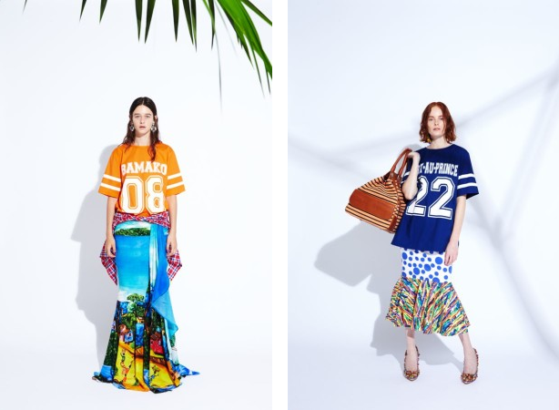 Stella Jean Womenswear – Sommerkollektion 2015